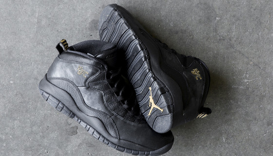 Jordan 10 NYC Release Date