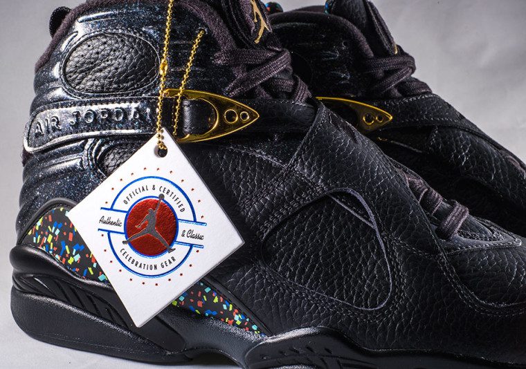 Air Jordan 8 Cigar and Champagne Pack