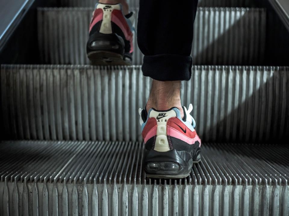Jeremie Masuka - Nike Air Max 95 Parra