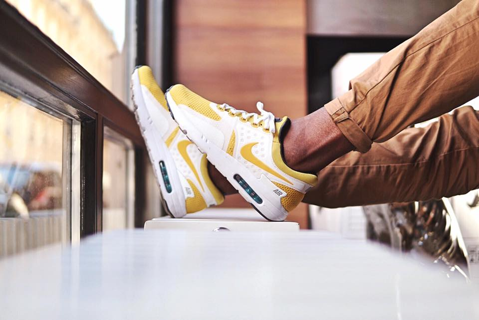Jo Blaze - Nike Air Max Zero Yellow