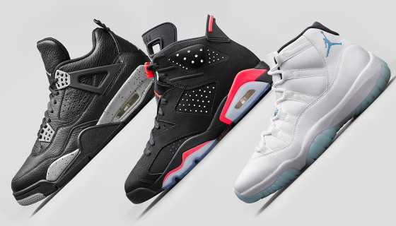 Size? Restock : Air Jordan Retro