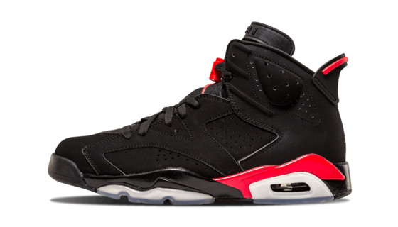 Jordan VI Infrared Sample 2012 – La paire qui valait 5000$
