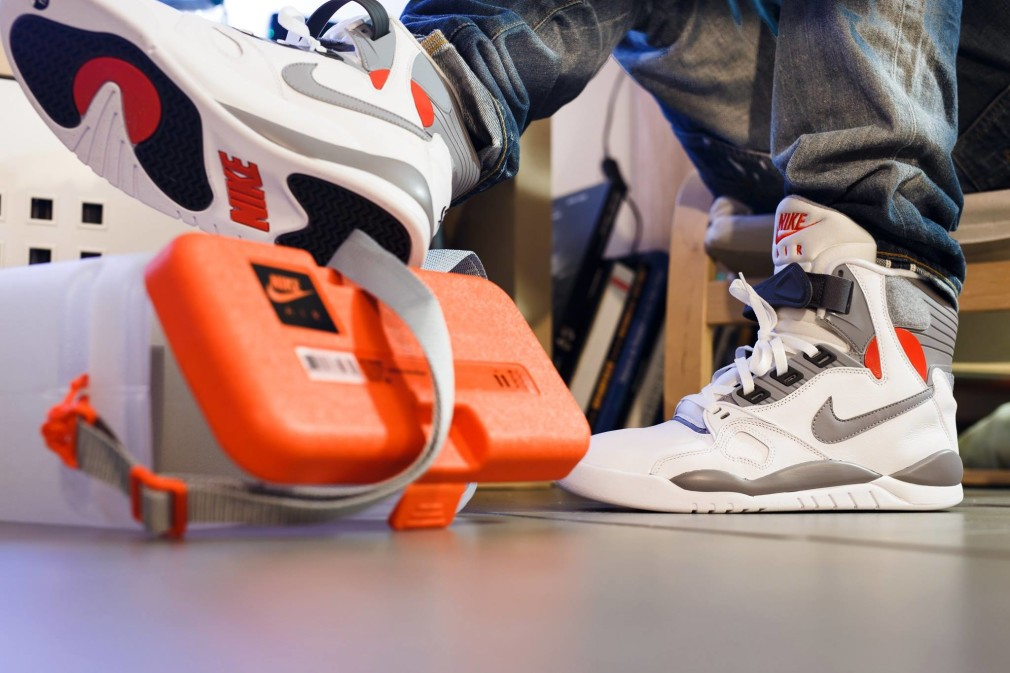 Julien Papoo Poulenard - Nike Air Pressure