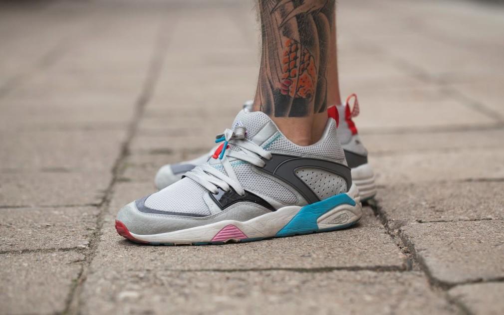 Kamil Tomaszewski - Puma Blaze of Glory x SneakerFreaker