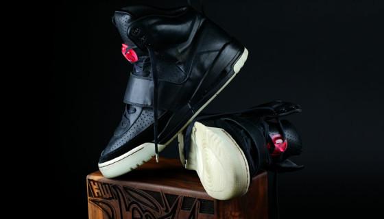 Le prototype de la Nike Air Yeezy 'Grammy' en Vente à 75 000 USD