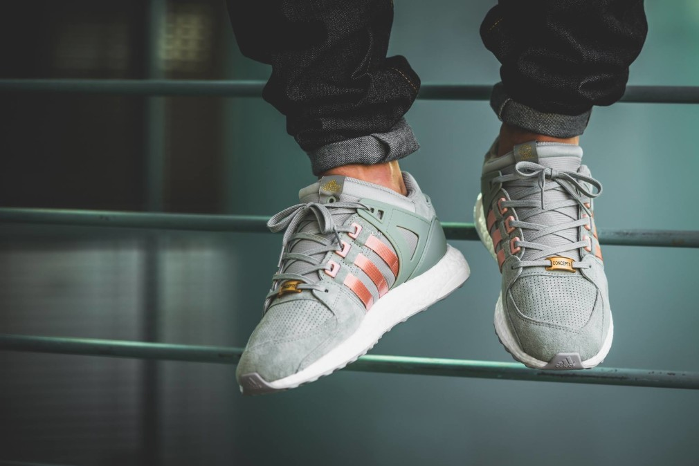 Knuckler Kane - adidas Ultra Boost EQT Support x Concepts