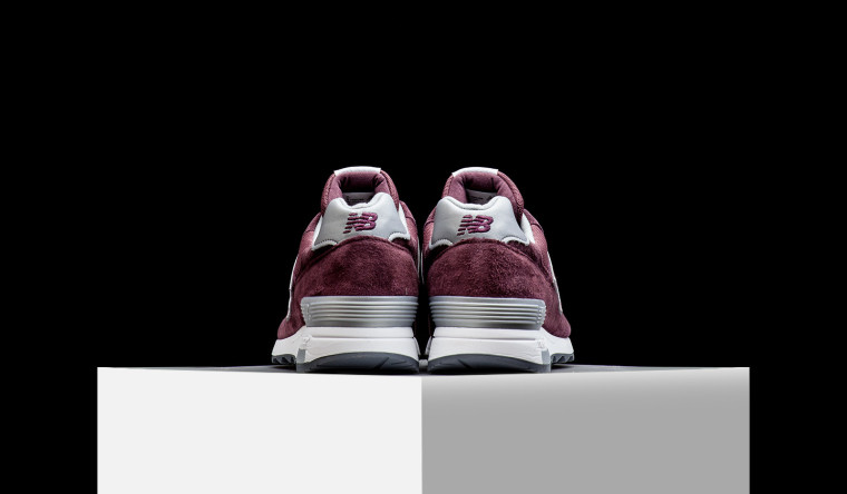 "New Balance 1400 Made In USA ""Cherry Wine"""