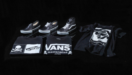 Mastermind Japan x Vans