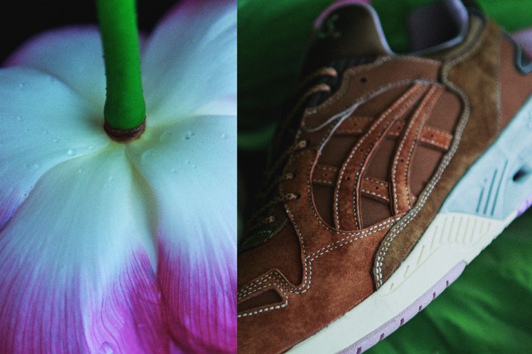 Mita x Asics GT-Cool XPress Lotus Pound