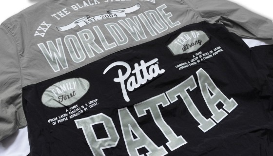 Patta x Mitchell and Ness SS 2016