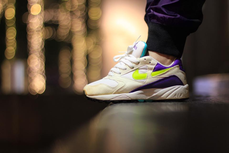 Mallory Wilson - Nike Air Icarus Extra OG '91