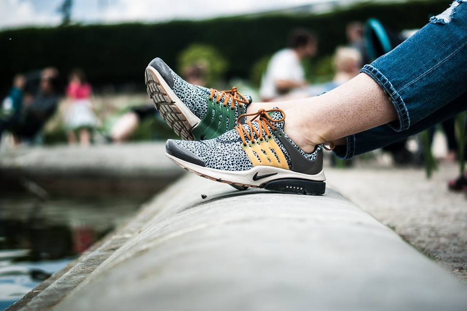 Marie Jane Meyer - Nike Air Presto Safari