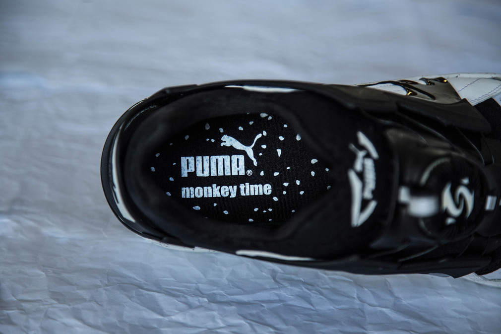 Monkey Time x PUMA Disc Blaze  Orca