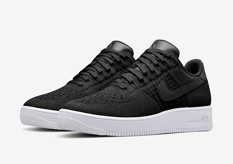 NikeLab-Air-Force-1-Low-Ultra-Flyknit-Black-01
