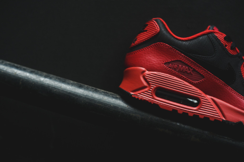 Nike AirMax 90 Winter PRM Gym Red