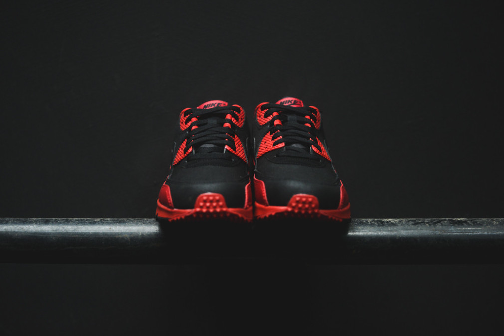 Nike Air Max90 Winter PRM Gym Red
