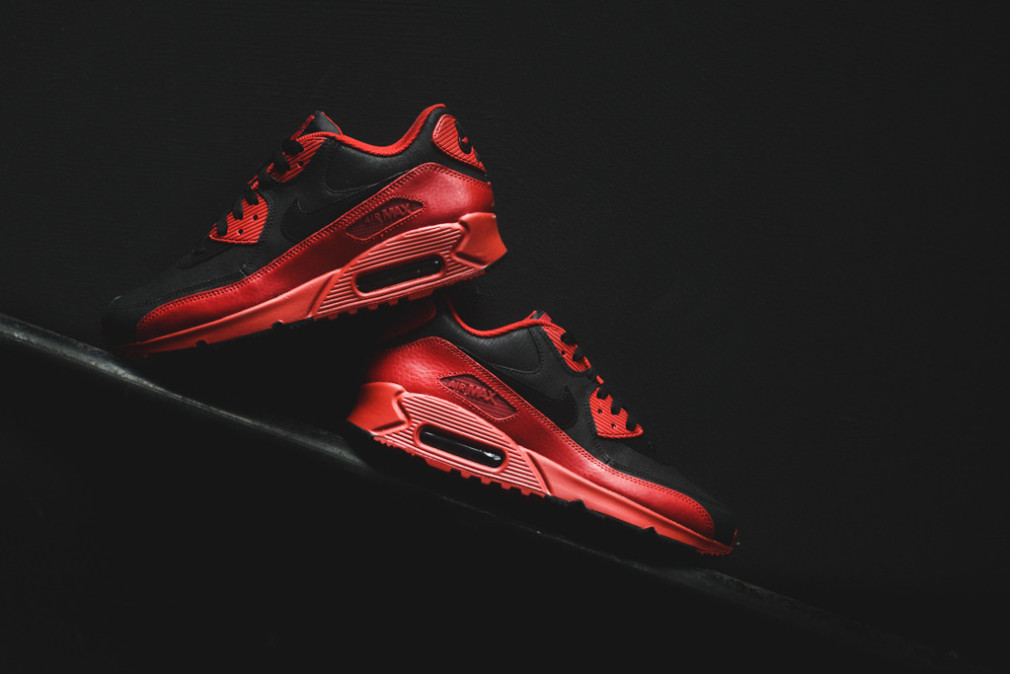 Nike Air Max 90 Winter PRM Gym Red