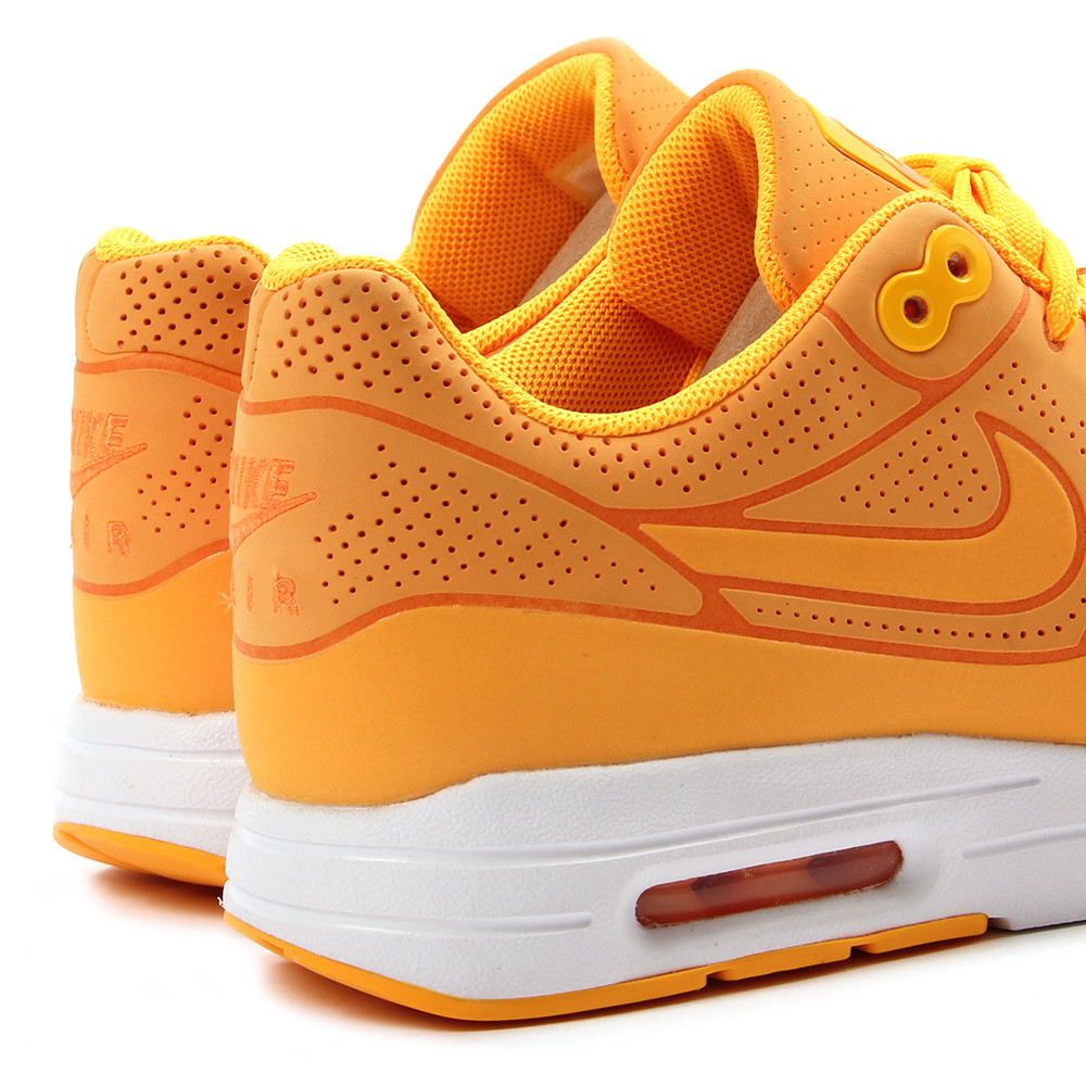 Nike Womens Air Max 1 Ultra Moire (LSR Orange/LSR Orange)