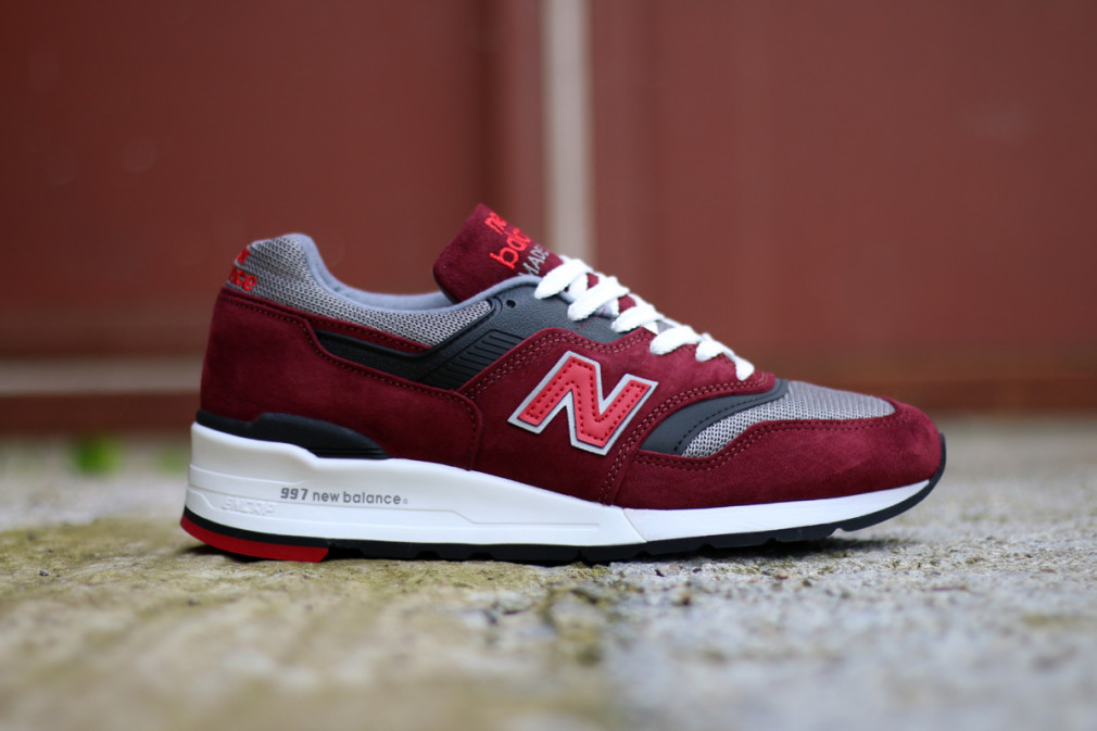 NEW BALANCE MADE IN USA 997CRG-2