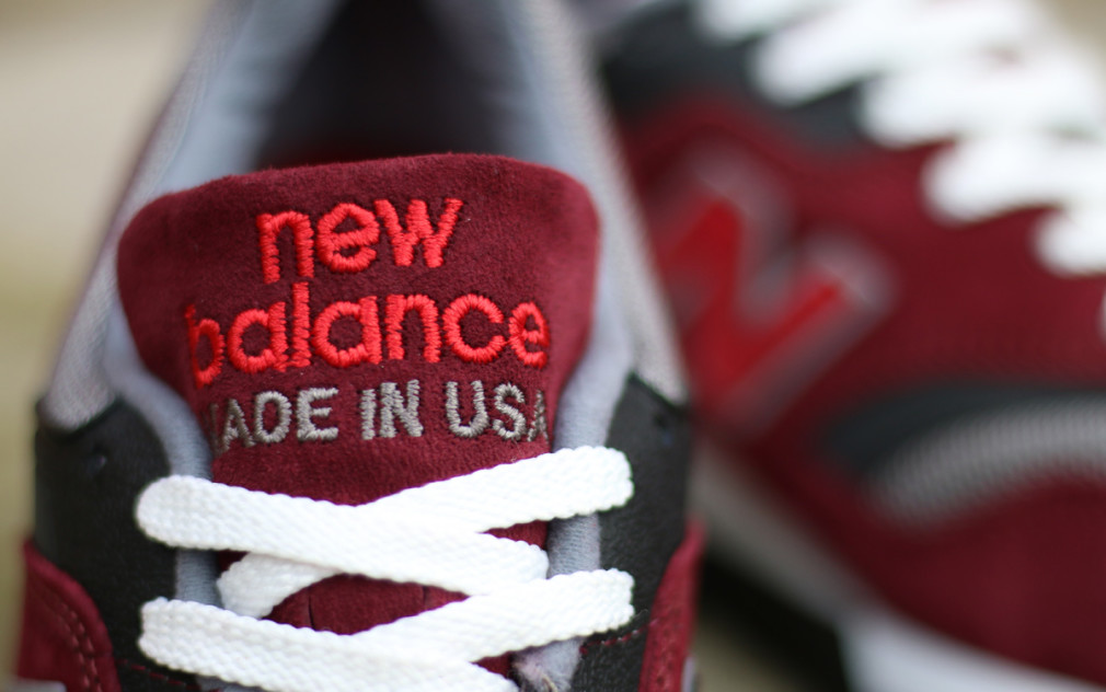 NEW BALANCE MADE IN USA M997CRG-3