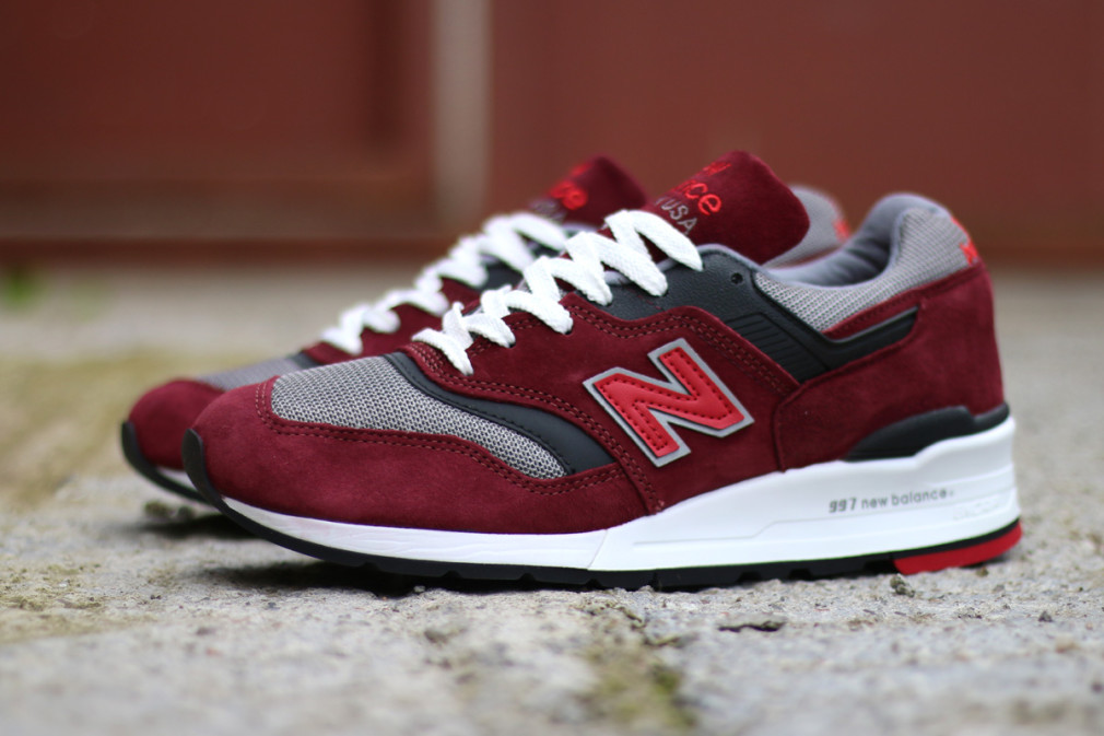 NEW BALANCE MADE IN USA M997CRG-4