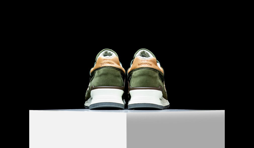 NEW BALANCE MAde In usa 997 DUSTY OLIVE
