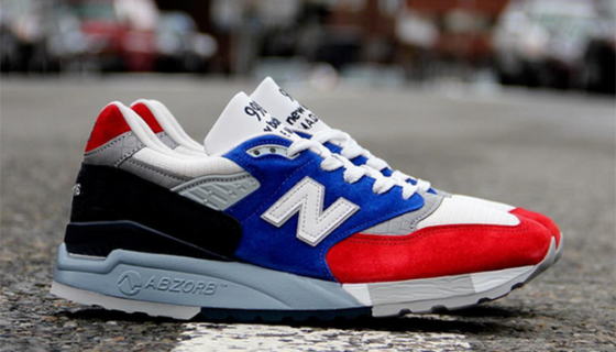 New Balance x Concept 998 Boston Marathon 2016