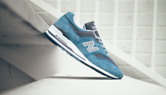 New Balance M997CSP Ice Blue