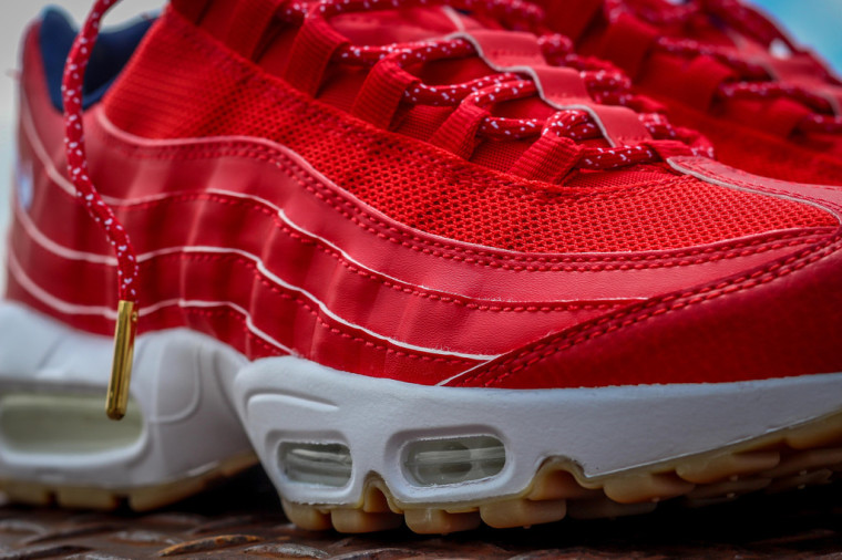 NIKE AIR MAX 95 INDEPENDENCE DAY Patriotic