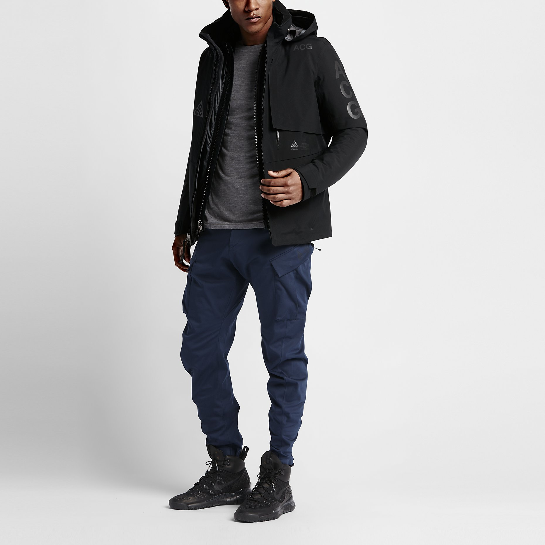 NikeLAB ACG Collection Hiver 2015 | WAVE®