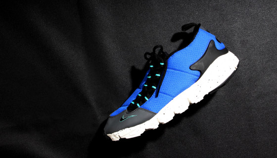Nike Air Footscape NM Hyper Cobalt