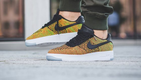Nike Air Force 1 Ultra Flyknit Total Orange