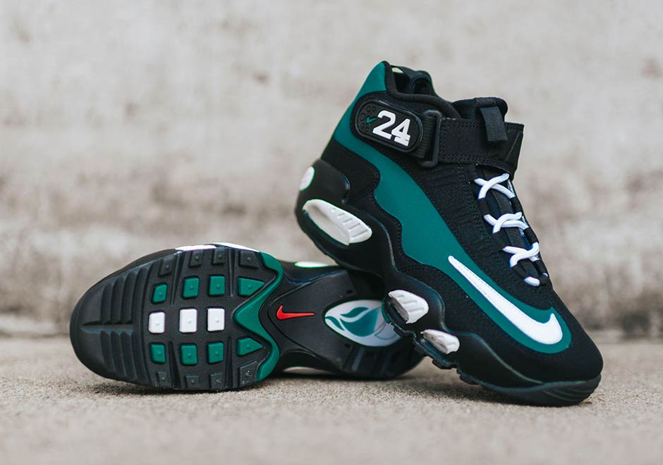 Nike Air Griffey Max 1 Emerald Sneakers Addict