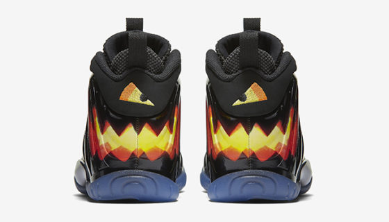Nike Air Little Posite One Halloween