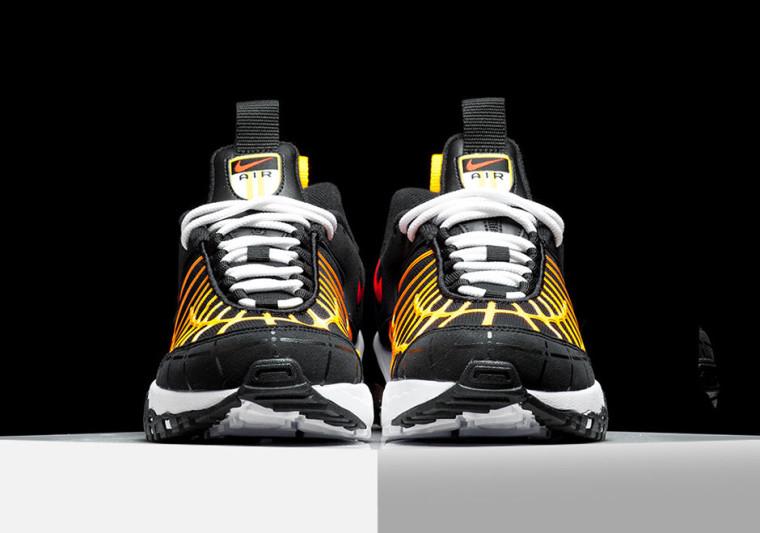Nike Air Max 120 Retro Laser Orange