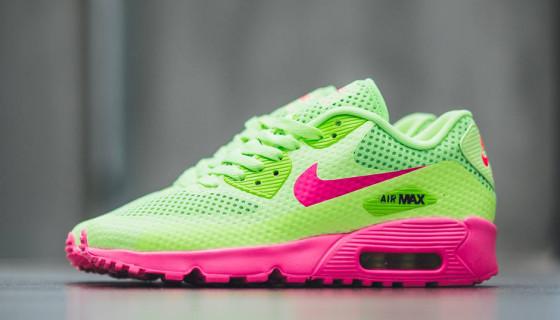 Nike Air Max 90 GS Breeze Ghost Green