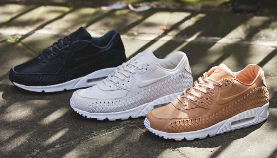Nike Air Max 90 Woven Pack Now Available