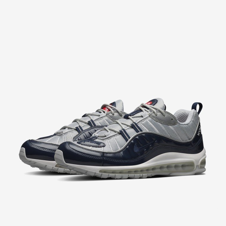 Nike Air Max 98 x Supreme disponibles sur le Nike Store | WAVE®
