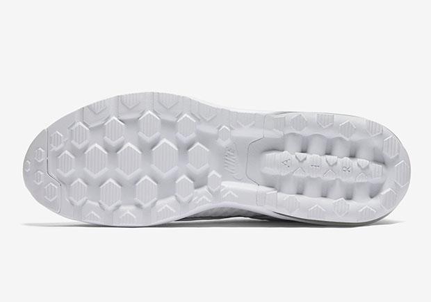Nike Air Max Mercurial R9 Triple White