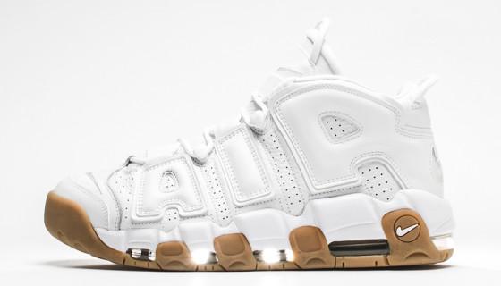 Nike Air Uptempo White Gum