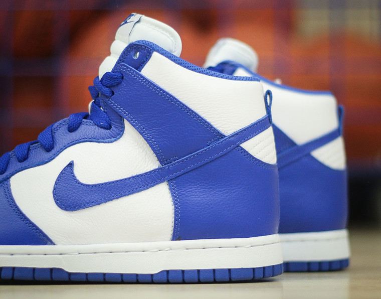 Nike Dunk High QS Be True