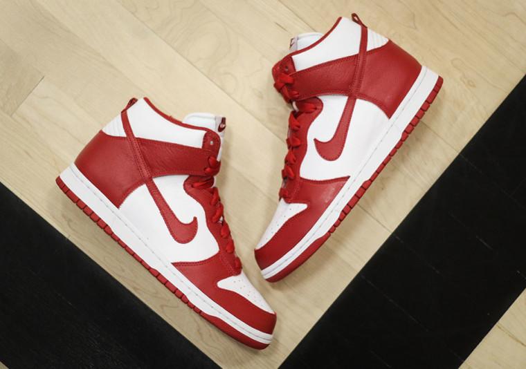 Nike Dunk High QS Be True