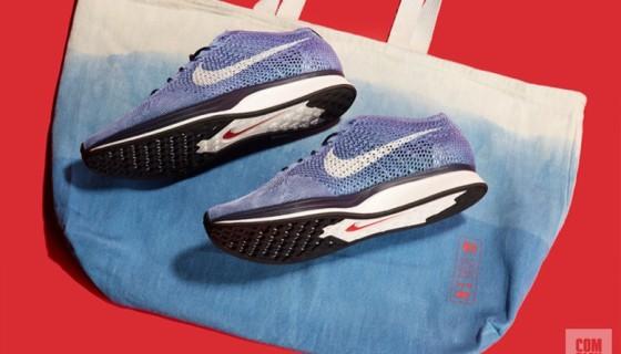 Nike Flyknit Racer Indigo 2020 Olympics