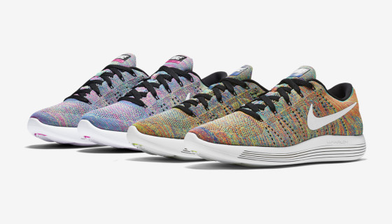 Nike LunarEpic Low Flyknit Multi