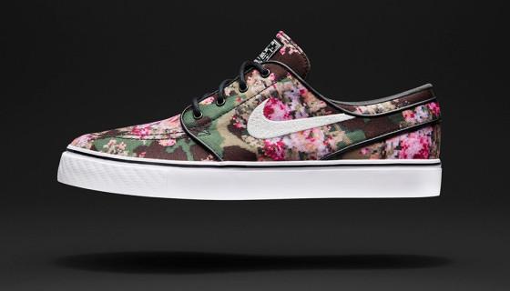 Nike SB Stefan Janoski Digi Floral Japan Release