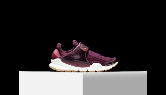 Nike Sock Dart Night Maroon