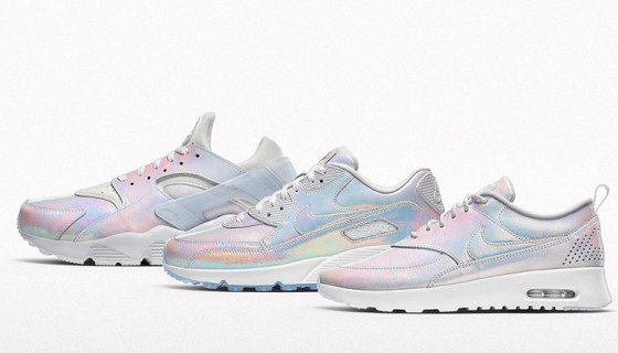 NIKEiD Iridescent Pack Disponible