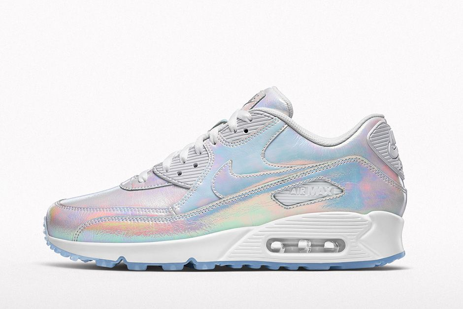NIKEiD Iridescent Collection Air Max 90 03
