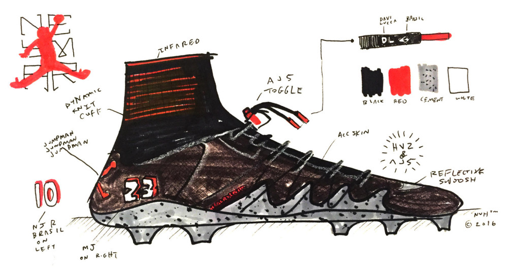 NJR-X-JORDAN-COLLECTION-Hypervenom-sketch