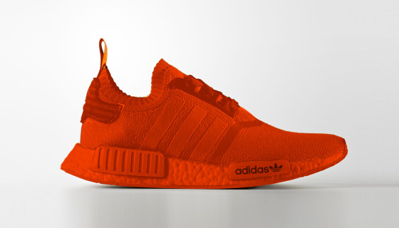 adidas NMD_R1 Triple Red & Triple Black